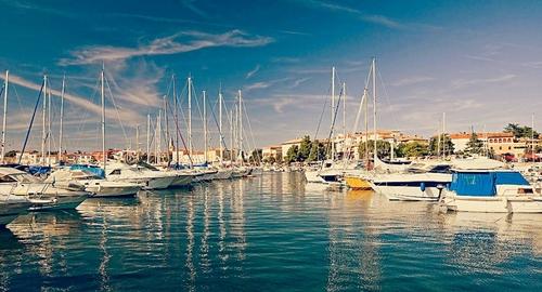Najem plovila Hrvaška